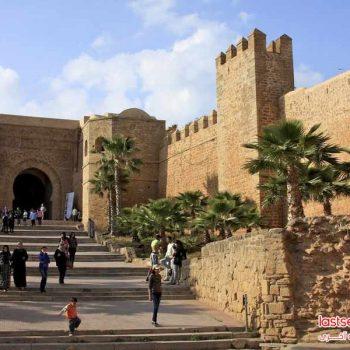جاذبه های گردشگری پایتخت مراکش ، رباط   