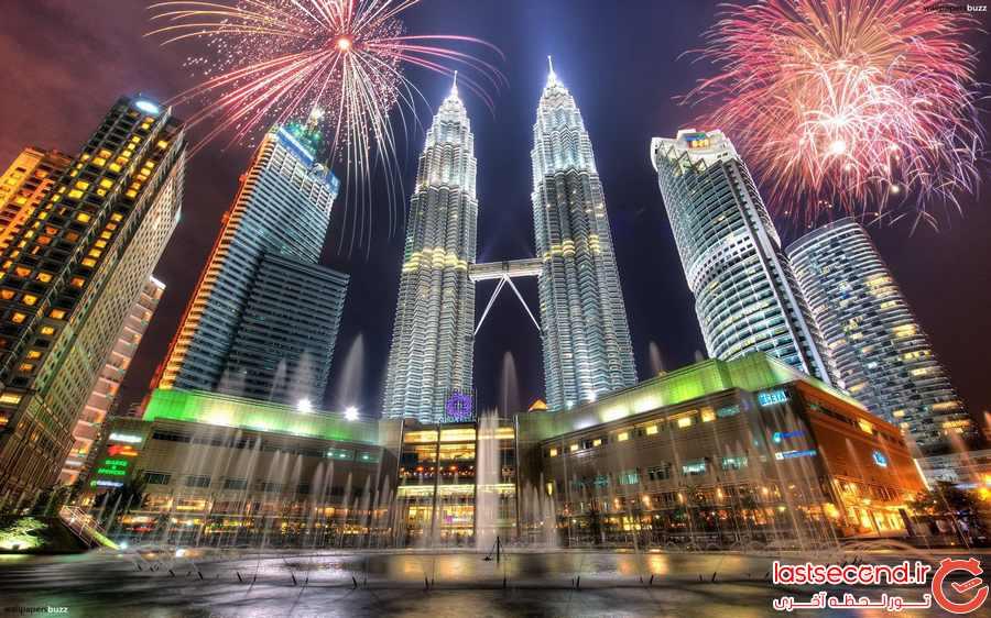 مالزی، سفری به 5 کشور!