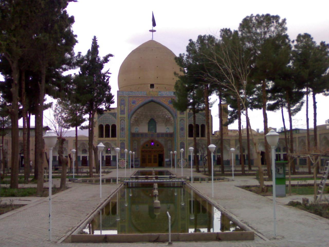 مدرسه و مسجد امام خمینی (سلطانی)