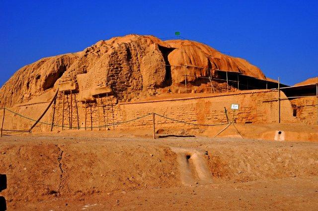 تپه های باستانی سیلک