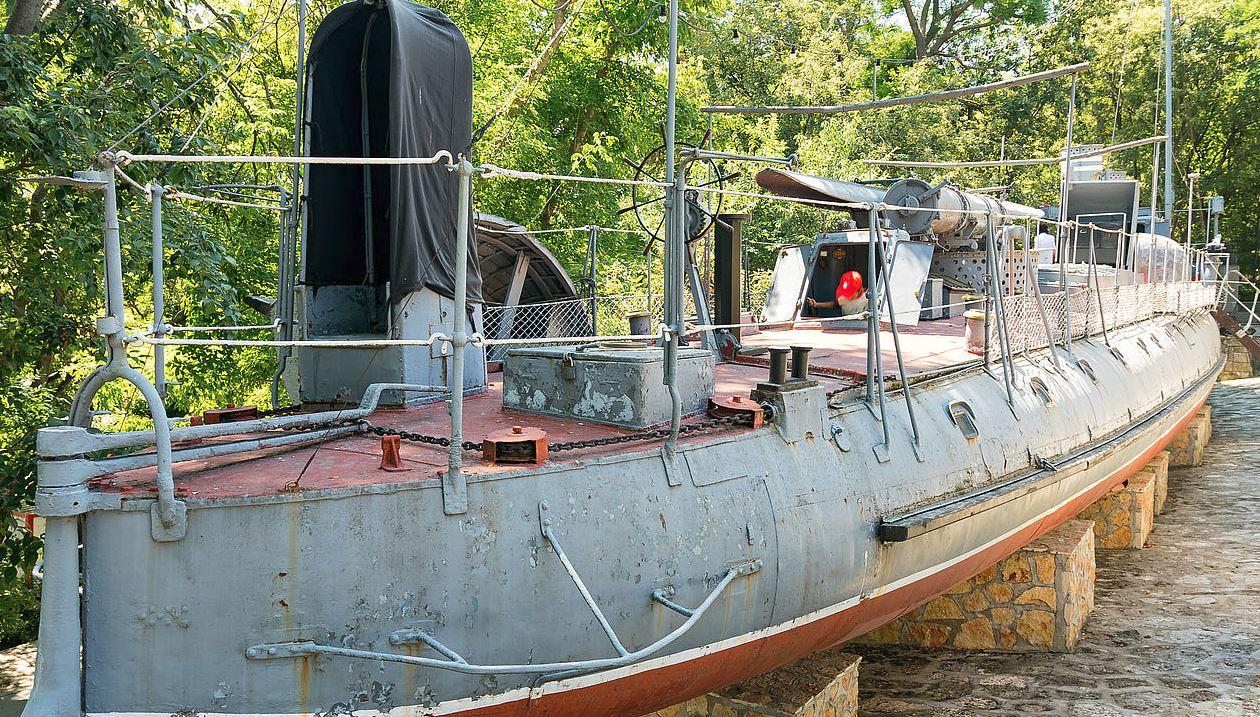 موزه نیروی دریایی