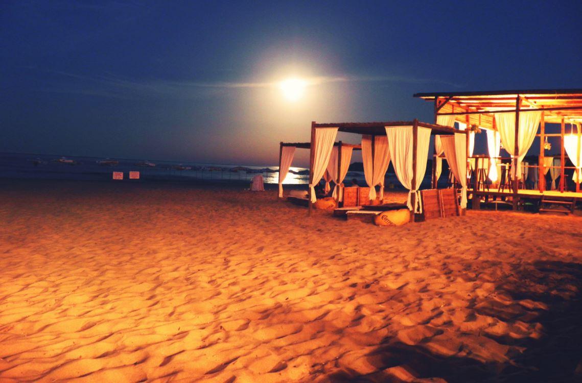 ساحل ماسه های طلایی