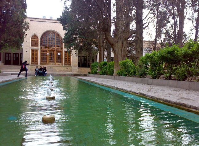 چشمه سلیمانیه کاشان