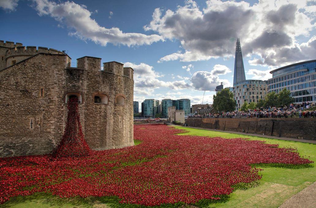برج لندن انگلستان