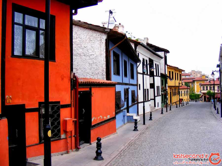  اسکی شهیر (Eskişehir) شهری زیبا و رویایی در ترکیه