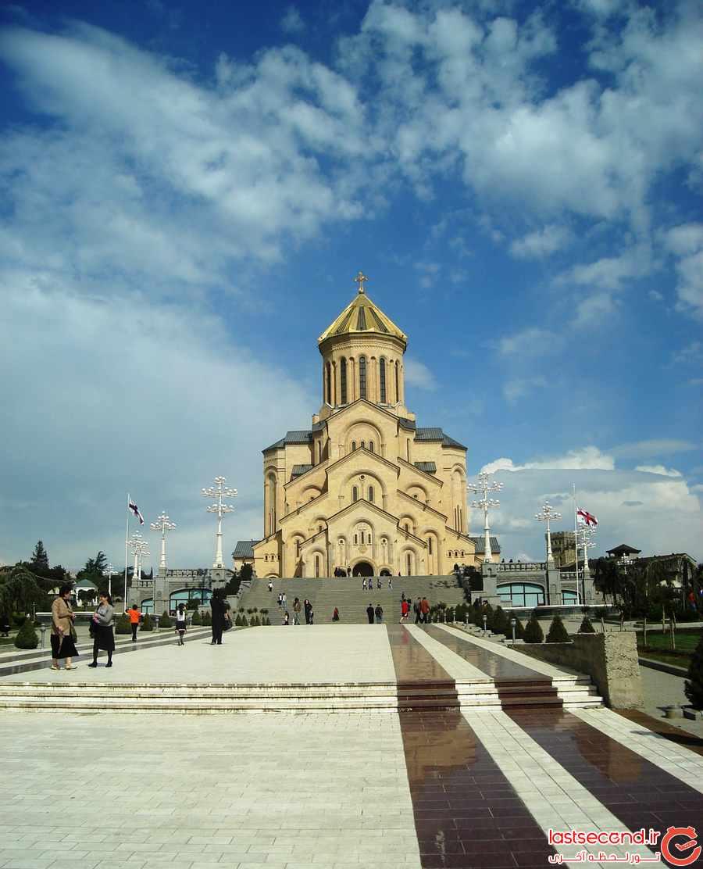 : گرجستان، کشوری زیبا و صلح جو – تفلیس 