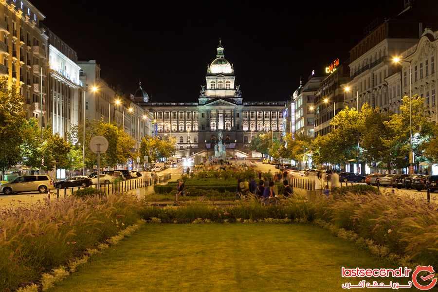 پراگ، شهری زیبا در دل اروپا