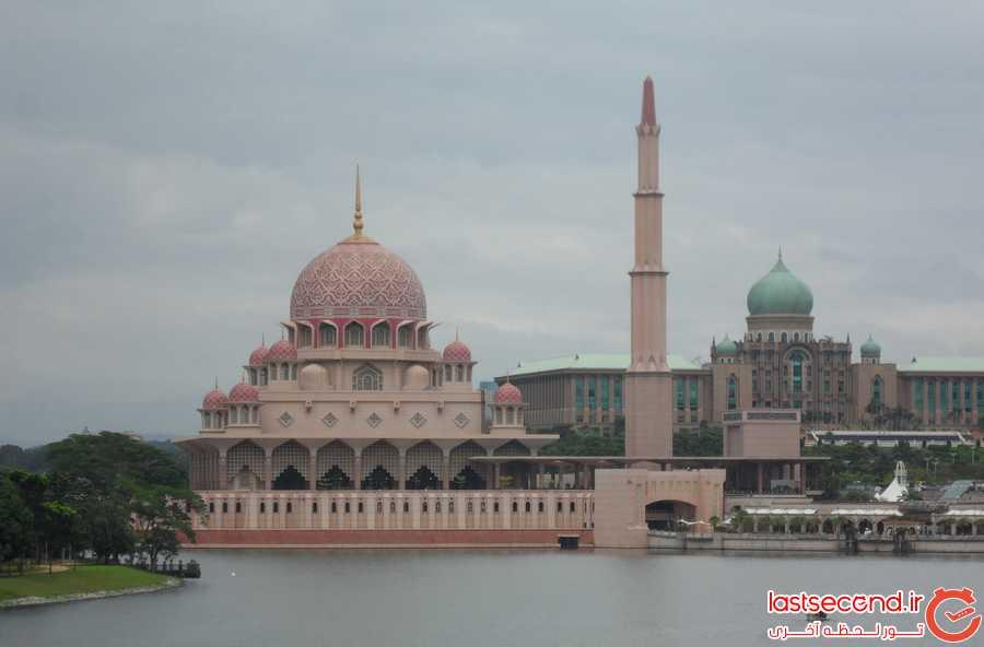مسجد صورتی