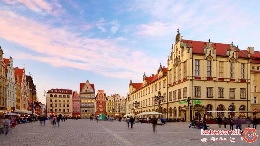 با مروارید لهستان آشنا شوید 