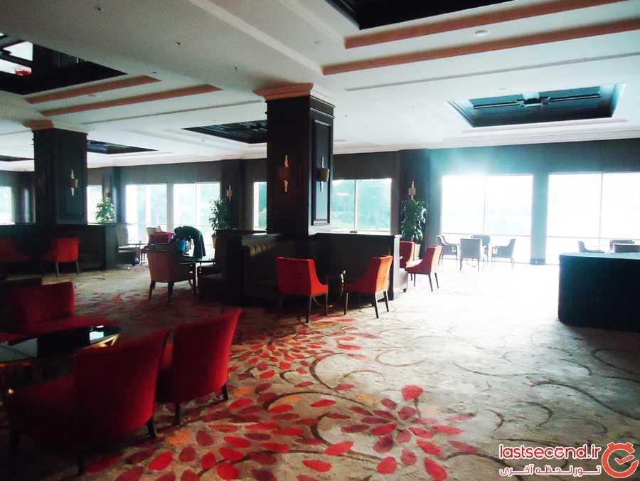 کافه داخل هتل