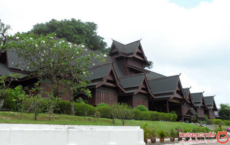 موزه قصر سلطان ملاکا