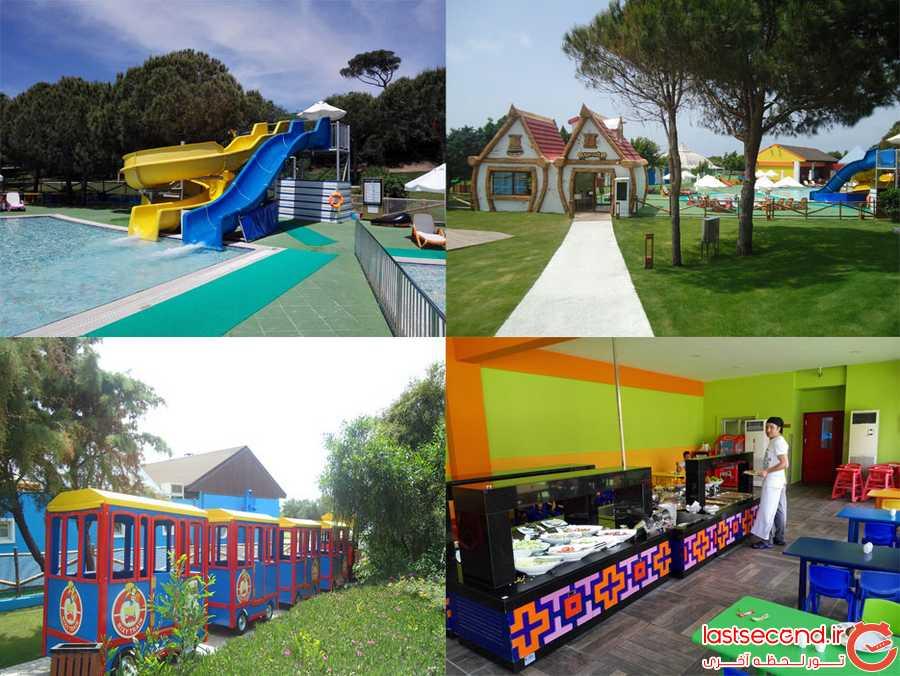محل بازی کودکان