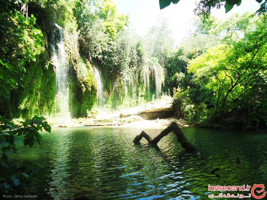 آبشار کورشونلو