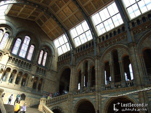 موزه تاریخ طبیعی بریتانیا
