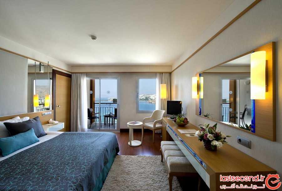 هتل کفالوکا (Kefaluka)، بدروم