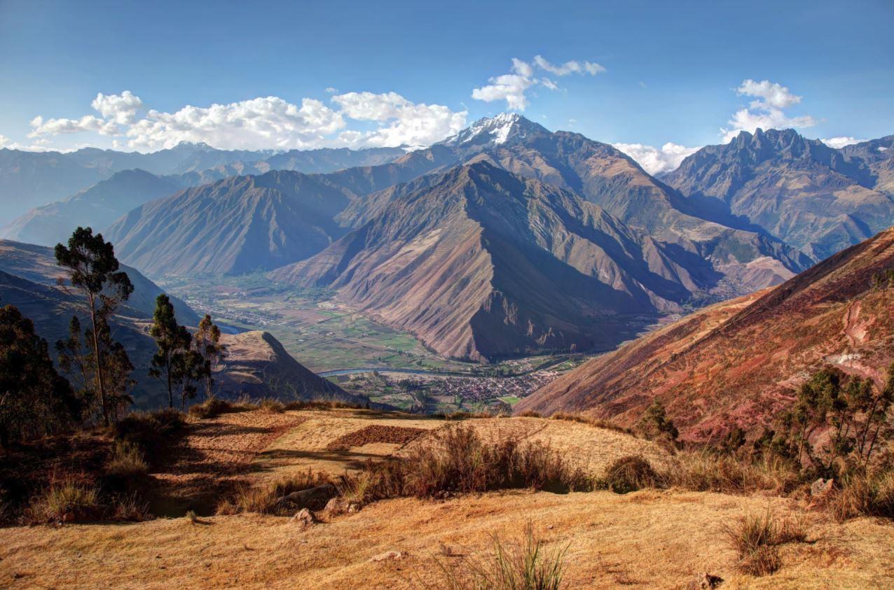 کوه های آند