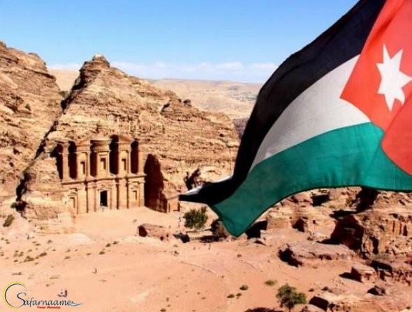 سفرنامه اردن