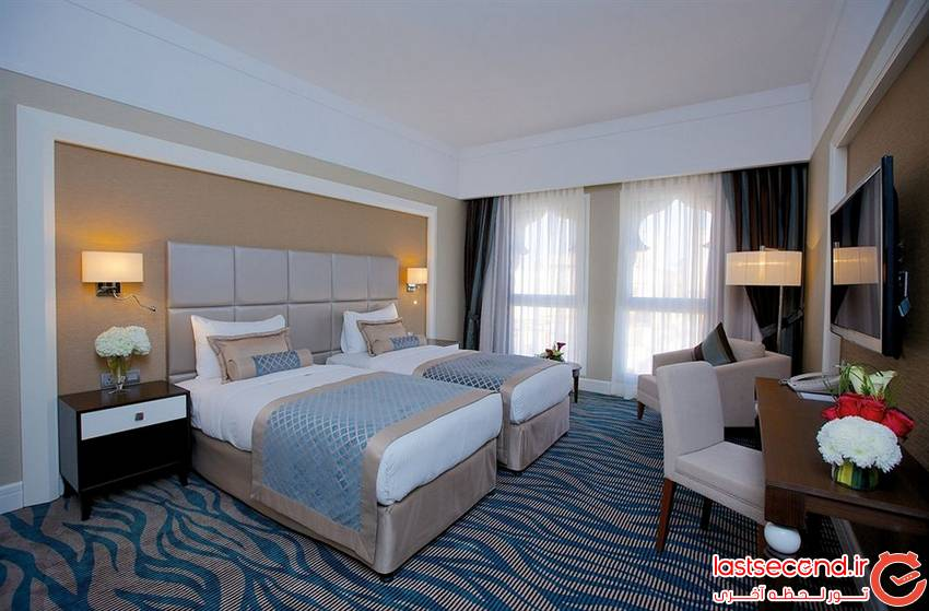 هتل رکسوس باب البحر
