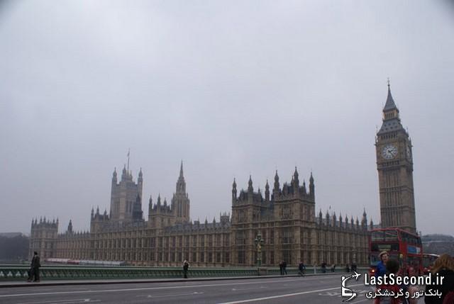 ساختمان پارلمان و ساعت بیگ بن