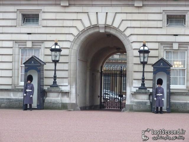 کاخ باگینگهام (Buckingham Palace)