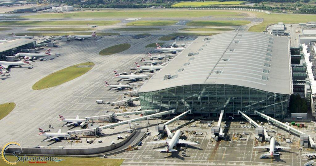 فرودگاه Heathrow