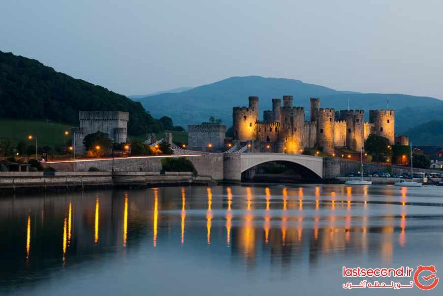 5a00cb05a286f 5 - خارق العاده ترین قلعه های جهان