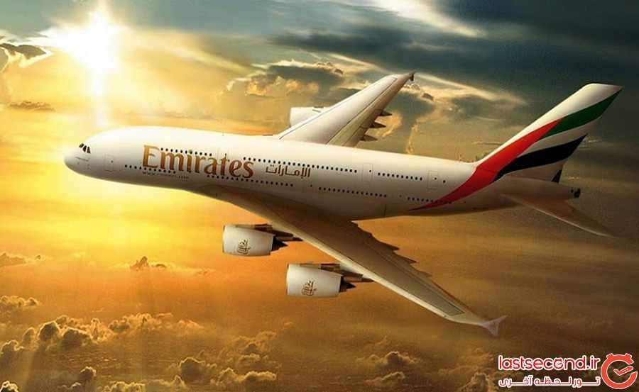 5a021d1945563 3 - هواپیما امارات برای چهارمین بار بهترین خط هوایی شناخته شد