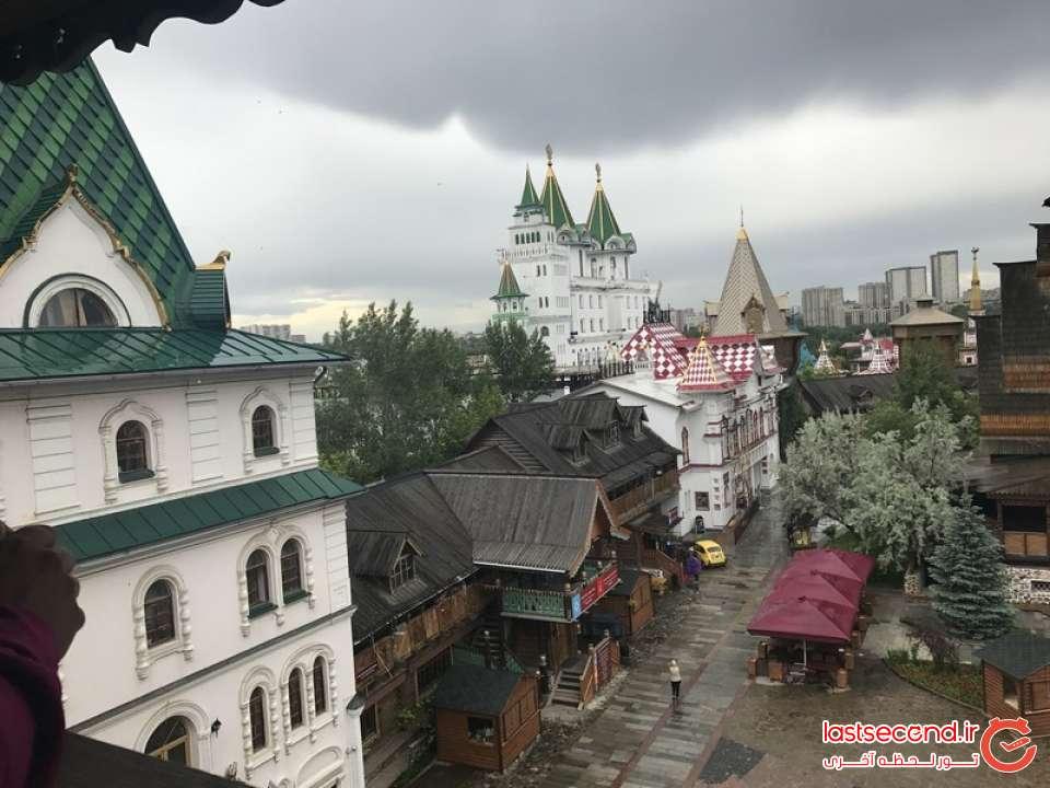 زیبایی روسیه