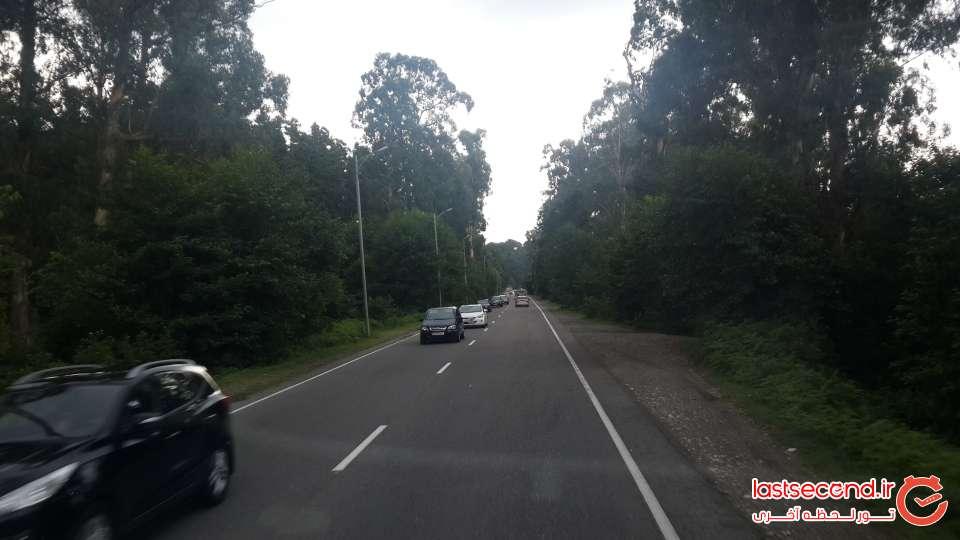 جاده  تبیلیسی