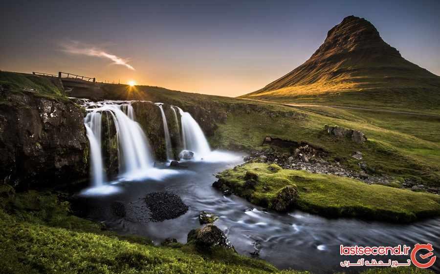 زیباترین کشورهای جهان در سال 2017 