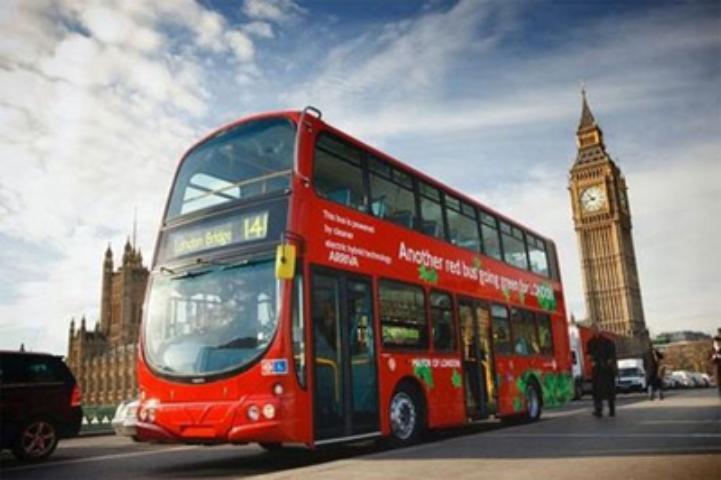اتوبوس-دوطبقه-لندن