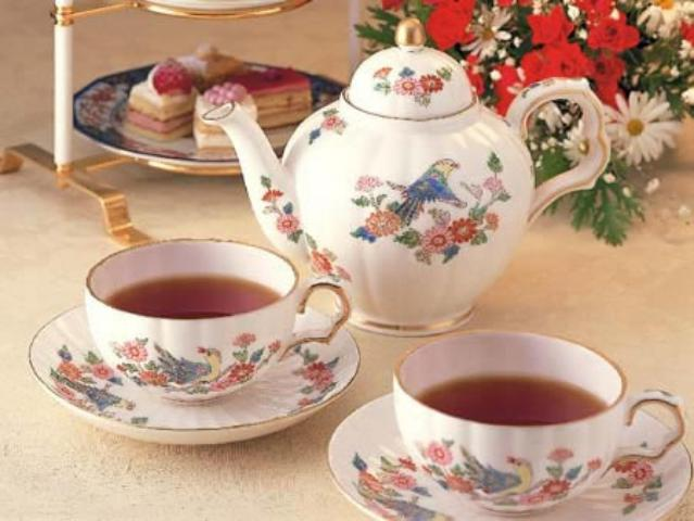 چای-انگلیسی-لندن