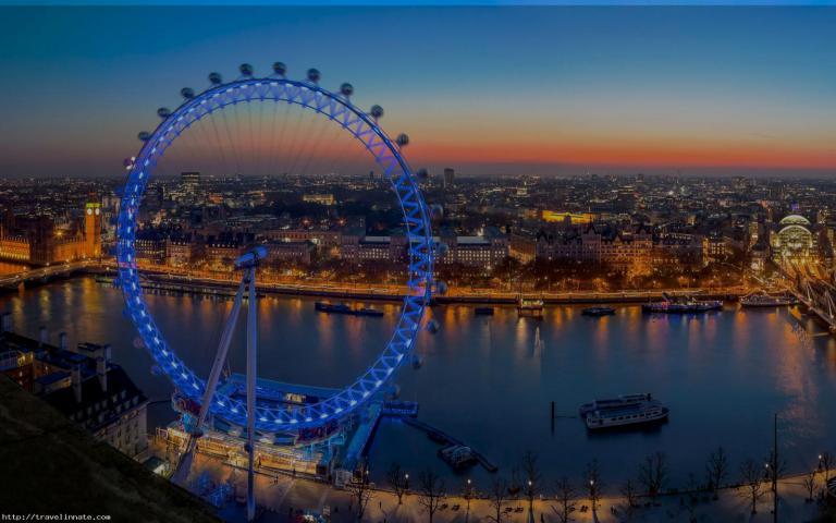 چشم-لندن
