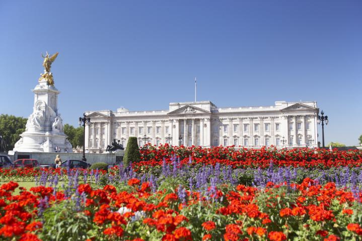 کاخ-باکینگهام-لندن