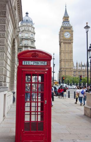 کیوسک-تلفن-لندن