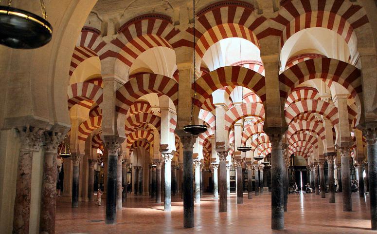 1280px Mosque of Cordoba 3 - سفرنامه آندالوسیا