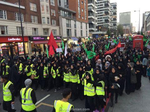 Ashoora in London 17