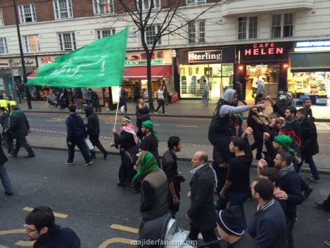 Ashoora in London 19