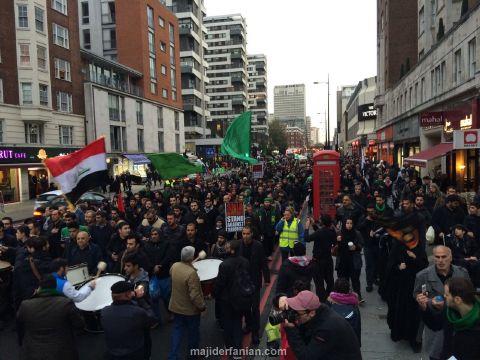 Ashoora in London 20