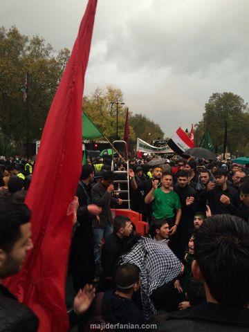 Ashoora in London 3