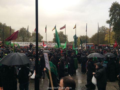 Ashoora in London 8