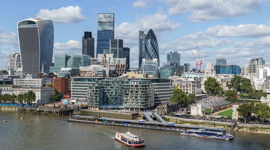 City_of_London-محله-سیتی-لندن