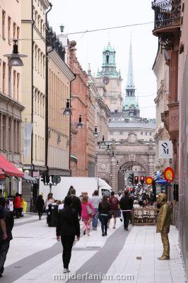 سفرنامه سوئد