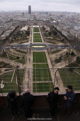 سفرنامه پاریس