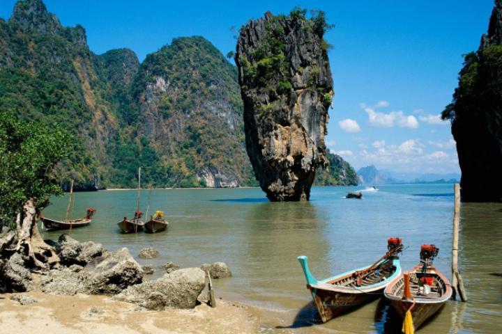 Thailand top destinations 1