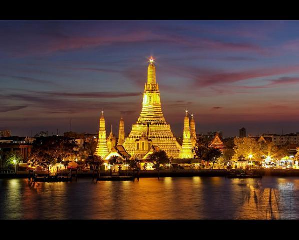 Thailand top destinations 2