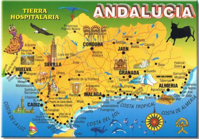 تاریخ آندالوسیا