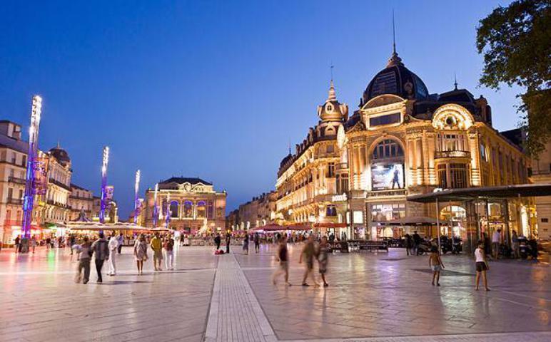 فرانسه - مونپولیه