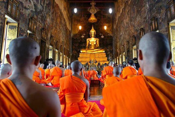 religion in thailand
