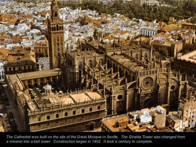 seville cathedral sevilla spain 4 728 3 - سفرنامه آندالوسیا